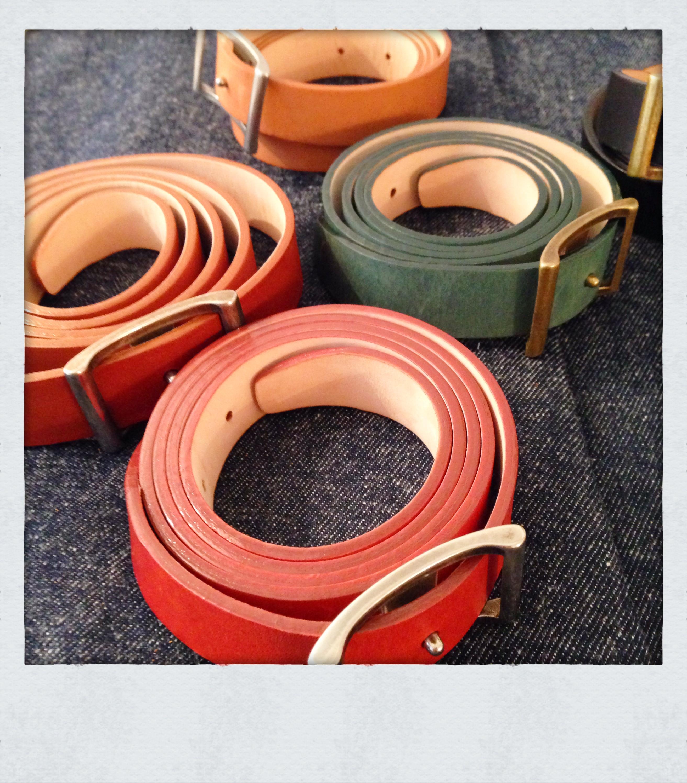 La ceinture de Maison Standards