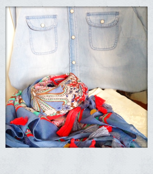 Veste en jean New Look