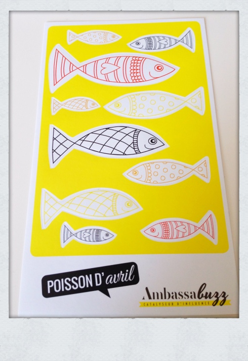 Poisson d'avril Ambassabuzz