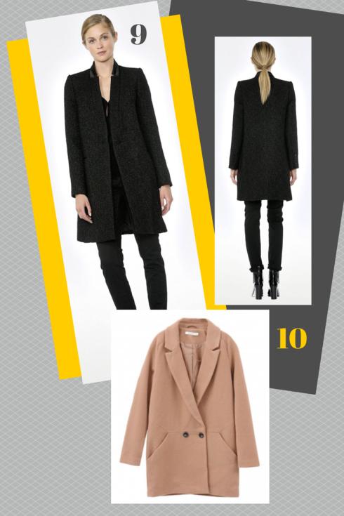 quel manteaux pour l'hiver ?