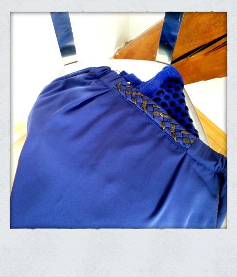 Jupe Suncoo Paris Bleu