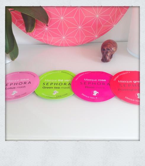 Masque Visage Sephora