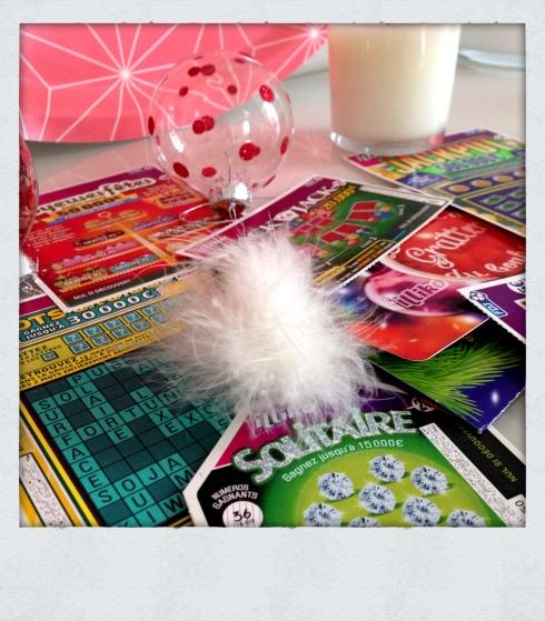 idées cadeaux Noël dernière minute  jeux à gratter
