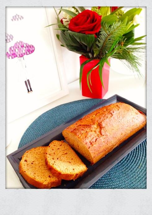 recette pain épices moelleux