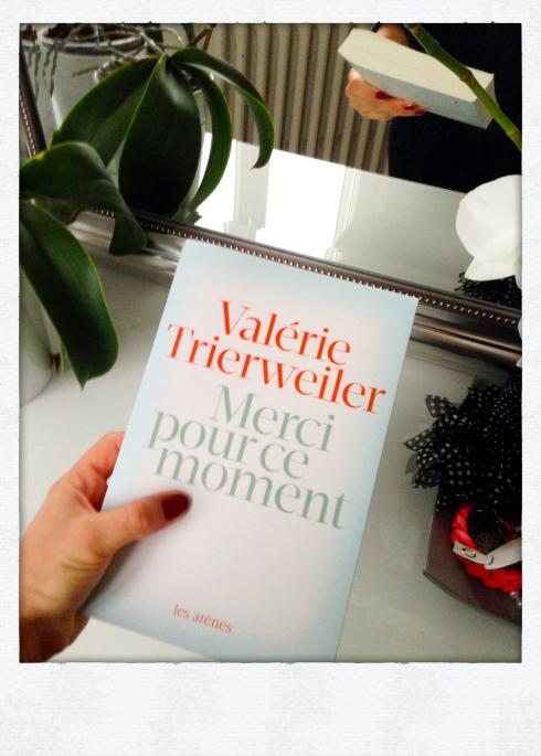 Merci pour ce moment Valérie Trierweiler
