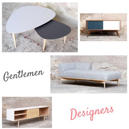 Gentlemen designers
