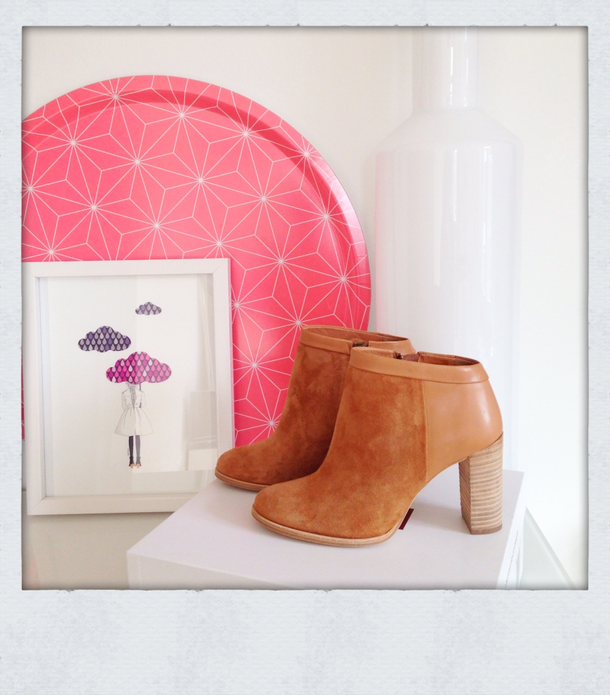 Boots à talon Comptoir des cotonniers