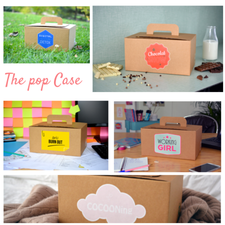The pop case
