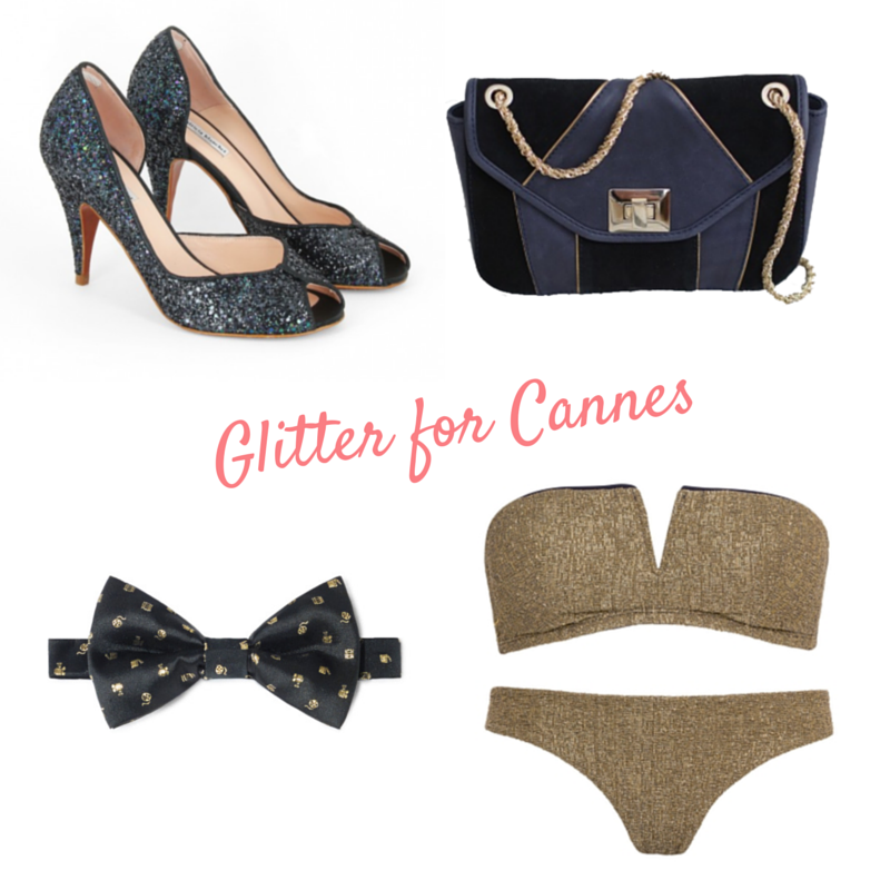 glitter for Cannes