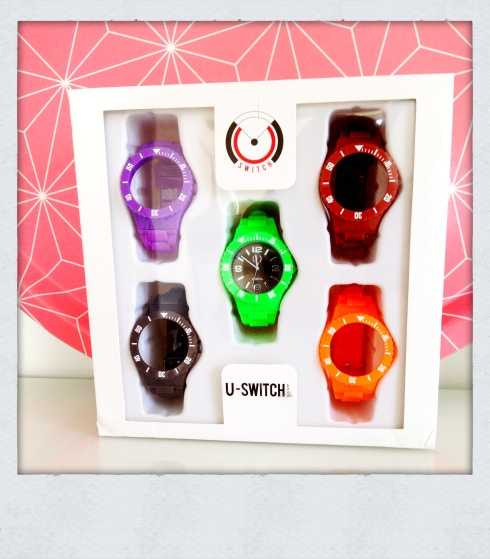 Montre Uswitch à gagner - Concours
